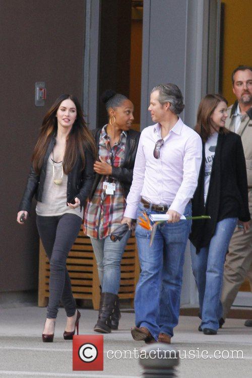 Megan Fox and Tim Westwood 5