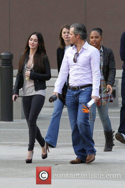 Megan Fox and Tim Westwood 8