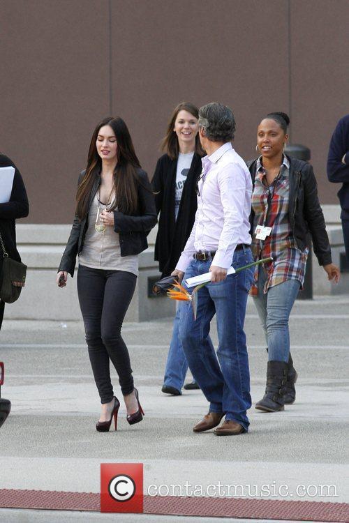 Megan Fox and Tim Westwood 7