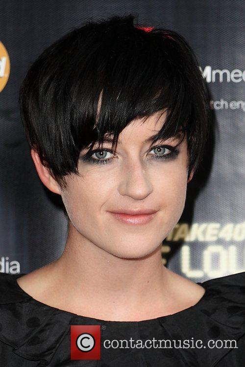Australian songwriter 'Washington' (Megan Washington) at the Fox...