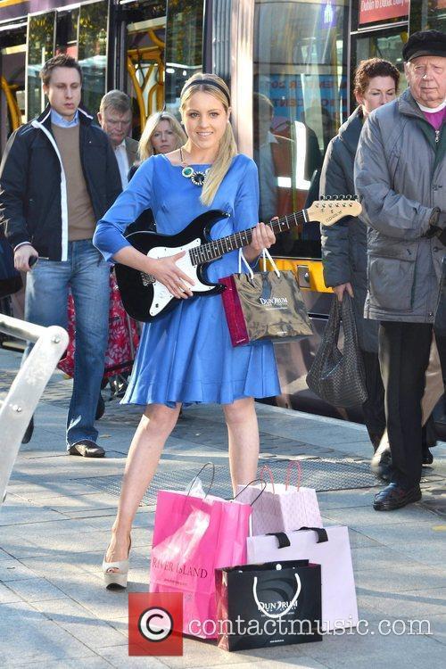 X Factor finalist 2011 Melanie McCabe launches the...