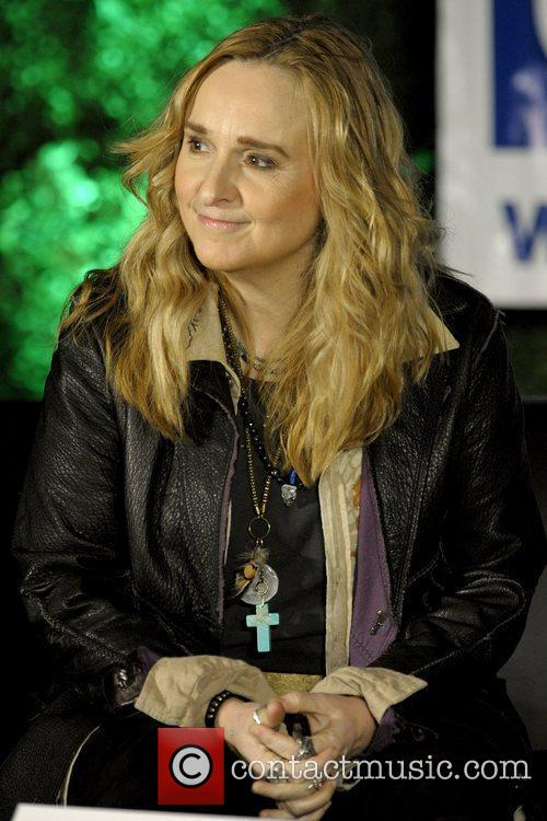 Melissa Etheridge  Celebrity Interview session at the...