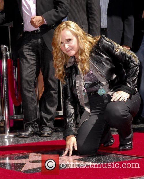 Melissa Etheridge and Walk Of Fame 6