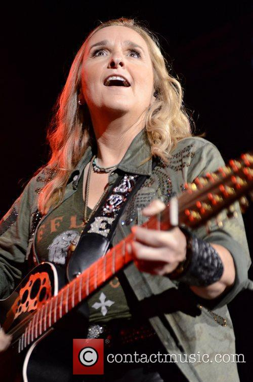 Melissa Ethridge  performing live at the Pacific...