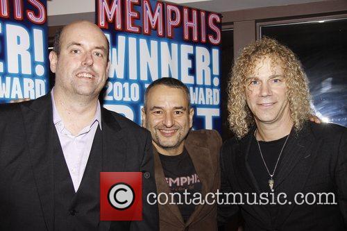 Christopher Ashley, Joe DiPietro and David Bryan...