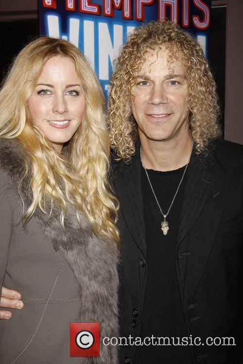Lexi Quaas and David Bryan  The Second...