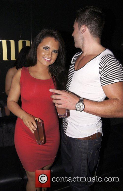 Celebrities party at Merah club