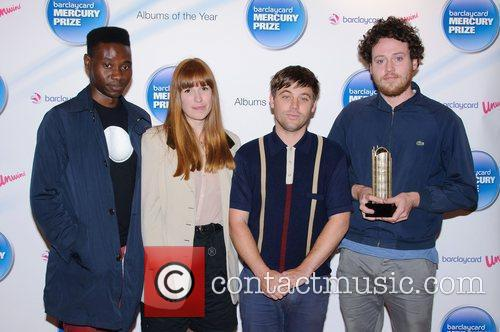 Metronomy Barclaycard Mercury Prize nominations announcement at The...