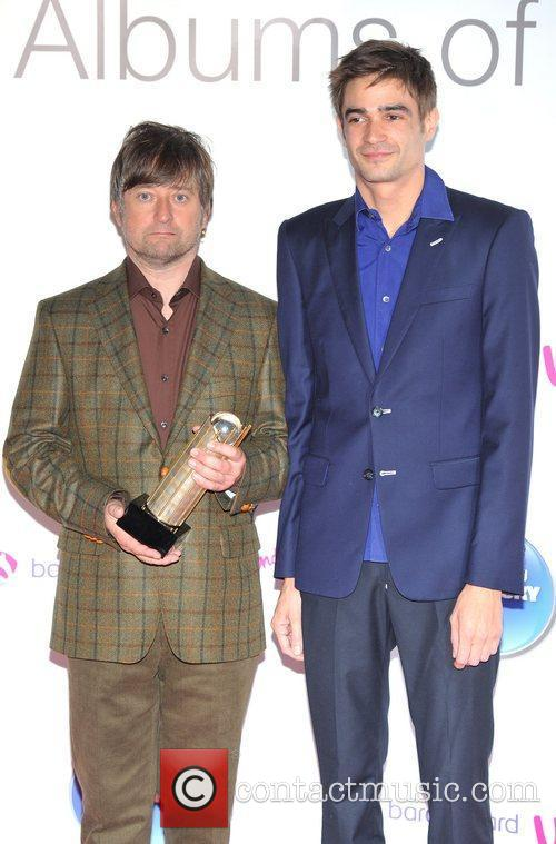 King Creosote 2011 Barclaycard Mercury Prize Awards held...