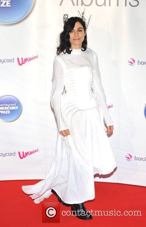 2011 Barclaycard Mercury Prize Awards held at Grosvenor...