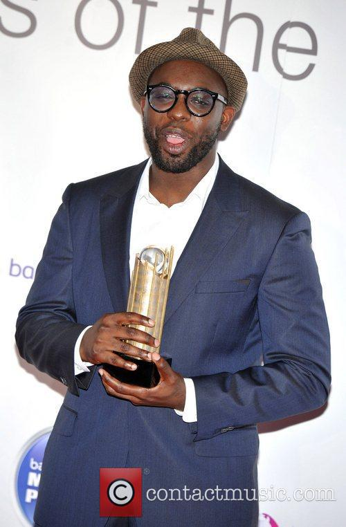 Obaro Ejimiwe aka Ghostpoet 2011 Barclaycard Mercury Prize...