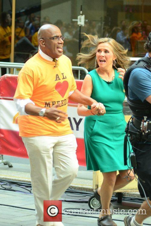 Al Roker and Meredith Vieira 4