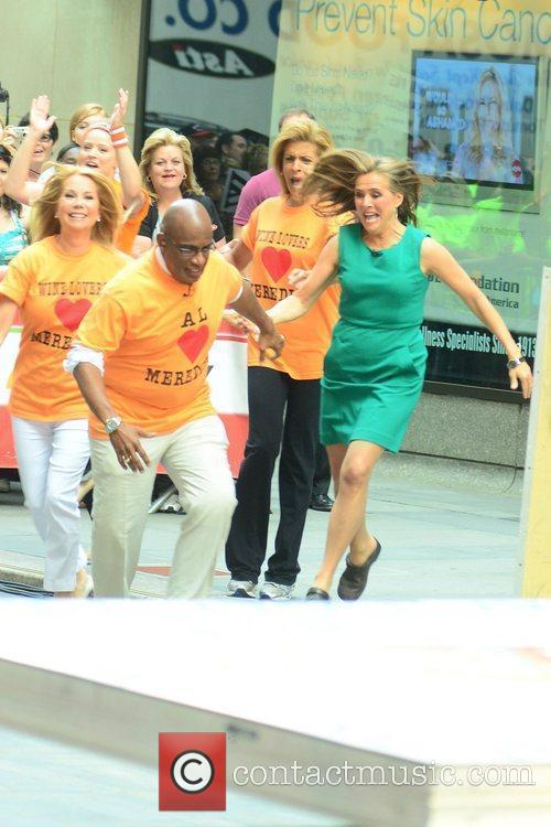 Kathie Lee Gifford, Hoda Kotb, Al Roker and...