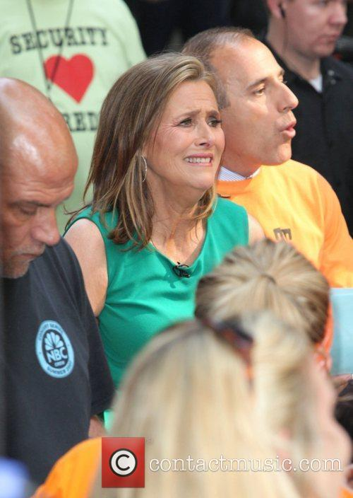 Meredith Vieira The 'Today Show' salutes Meredith Vieira's...