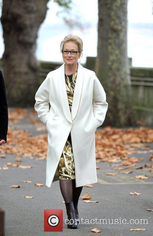 Meryl Streep and South Bank 2