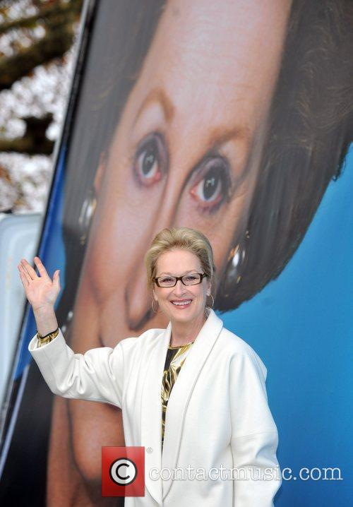 Meryl Streep and South Bank 3