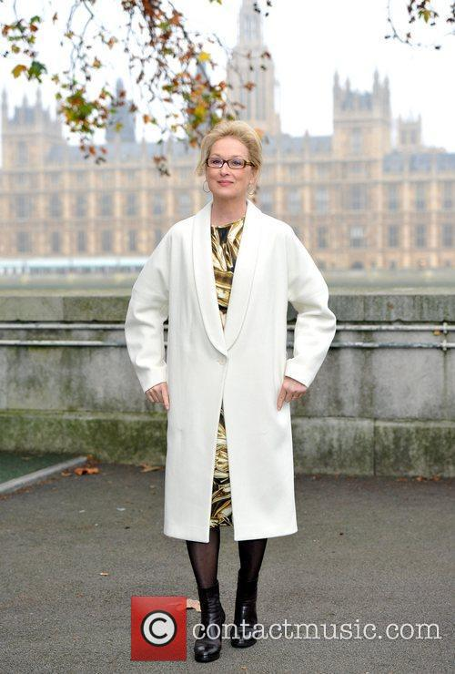 Meryl Streep and South Bank 4
