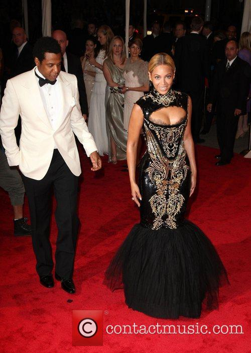Jay Z and Beyonce Knowles 2