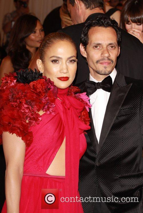 Jennifer Lopez, Marc Anthony, Metropolitan Museum Of Art