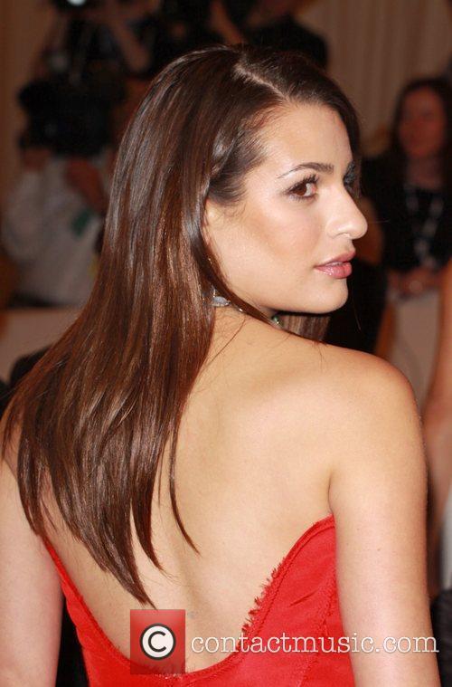 Lea Michele, Metropolitan Museum Of Art