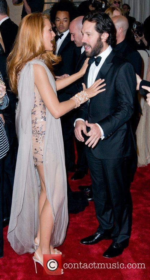 Blake Lively and Paul Rudd 6