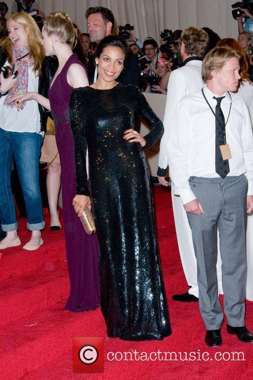 Rosario Dawson and Claire Danes 1
