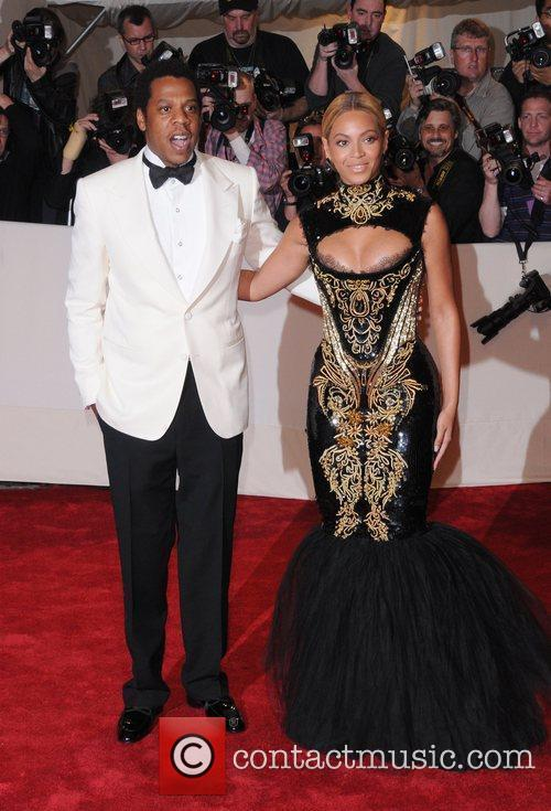 Jay Z and Beyonce Knowles 1