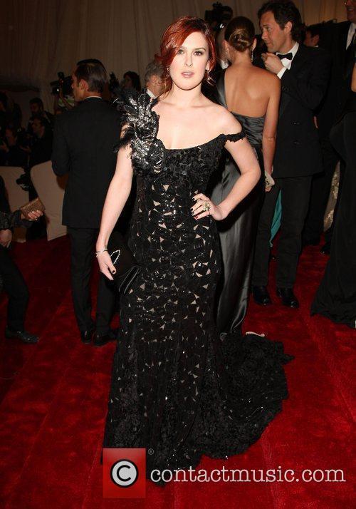 Alexander McQueen: Savage Beauty' Costume Institute Gala 2011...