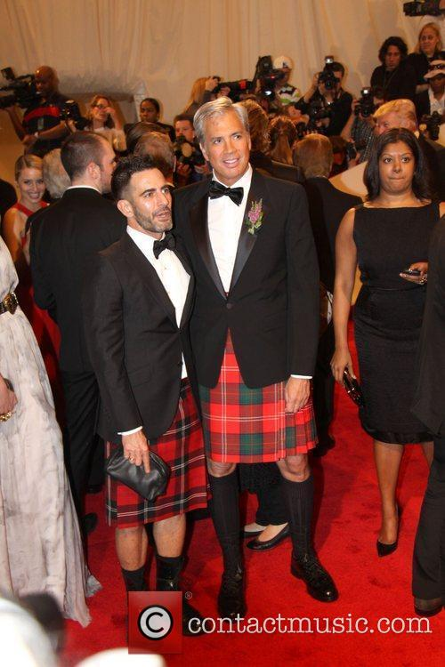 Robert Duffy and Marc Jacobs 1
