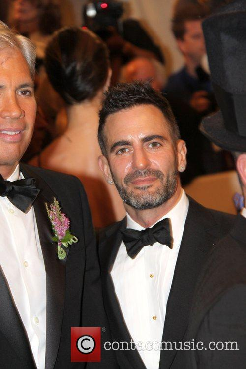 Robert Duffy and Marc Jacobs 2