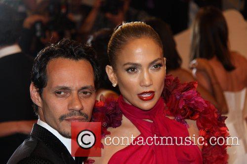 Marc Anthony and Jennifer Lopez 2
