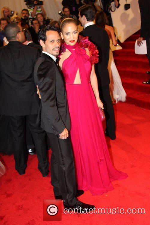 Marc Anthony and Jennifer Lopez 1