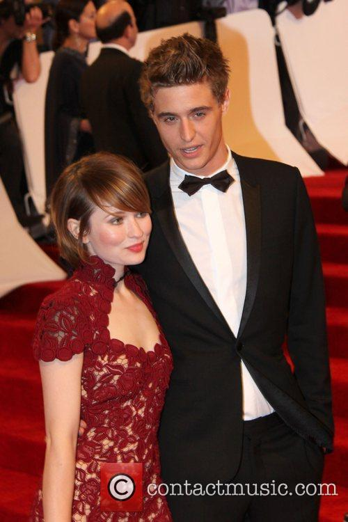 Max Irons and Emily Browning 2