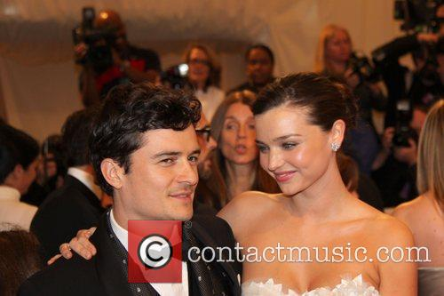 Orlando Bloom and Miranda Kerr 1