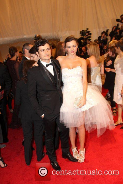 Orlando Bloom and Miranda Kerr 2