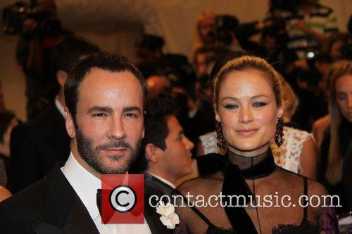 Tom Ford and Carolyn Murphy 2