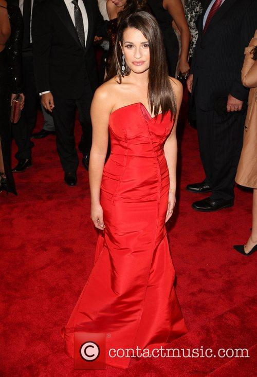 Lea Michele, Metropolitan Museum Of Art
