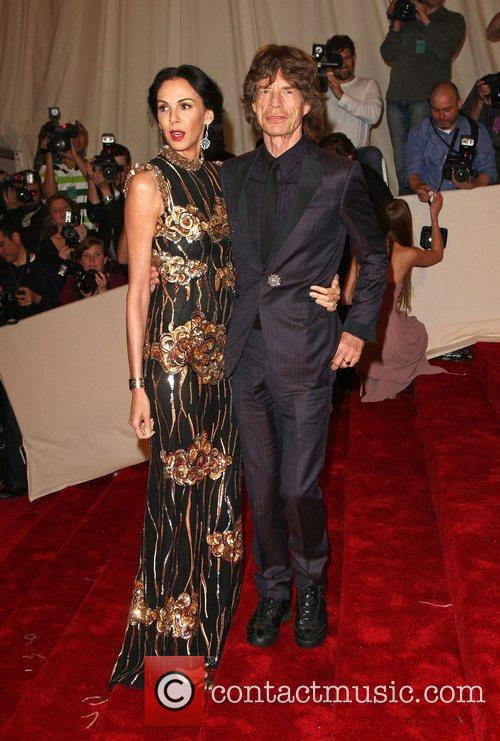 L'wren Scott and Mick Jagger 6