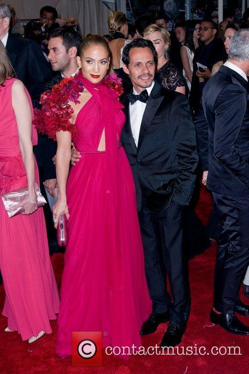 Jennifer Lopez and Marc Anthony 5
