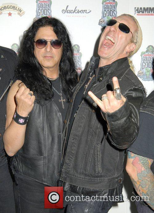 Dee Snider,  at the The Metal Hammer...