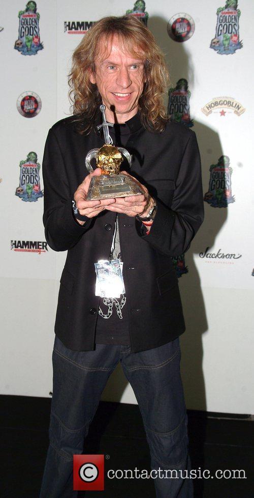 Brian Tatlar form Diamond Head winners of Spirit...