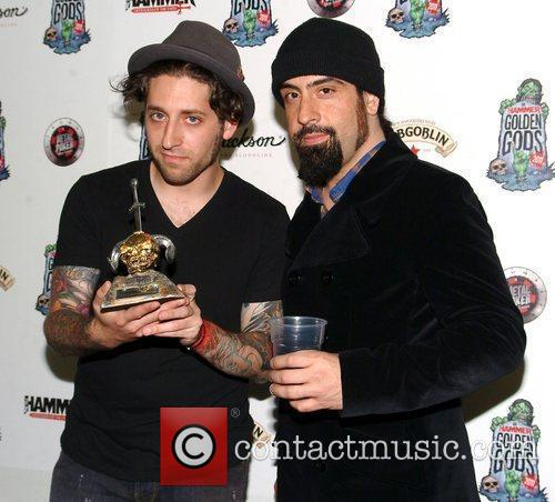 The Dammed Things, winners of Best New Band,...