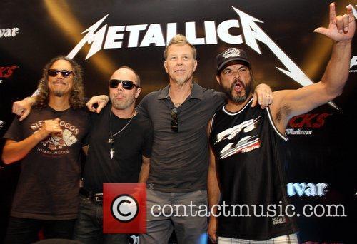 Metallica Press Conference