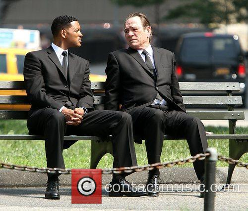 Will Smith and Tommy Lee Jones 10