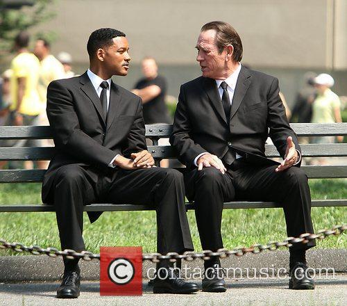 Will Smith and Tommy Lee Jones 5