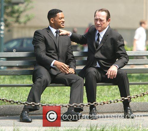 Will Smith and Tommy Lee Jones 2