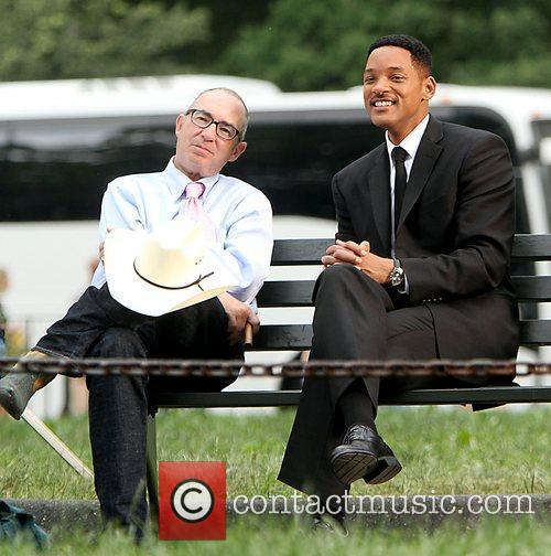 Barry Sonnenfeld and Will Smith 7