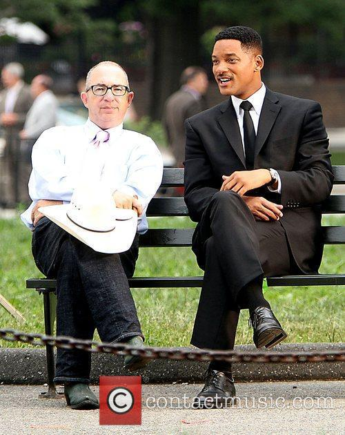 Barry Sonnenfeld and Will Smith 3