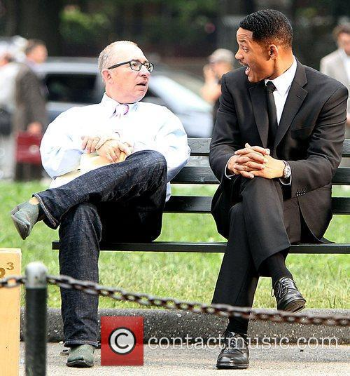 Barry Sonnenfeld and Will Smith 5