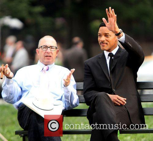 Barry Sonnenfeld and Will Smith 2